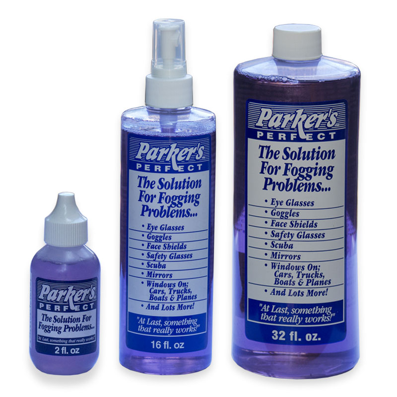 Parkers Perfect Antifog Kit